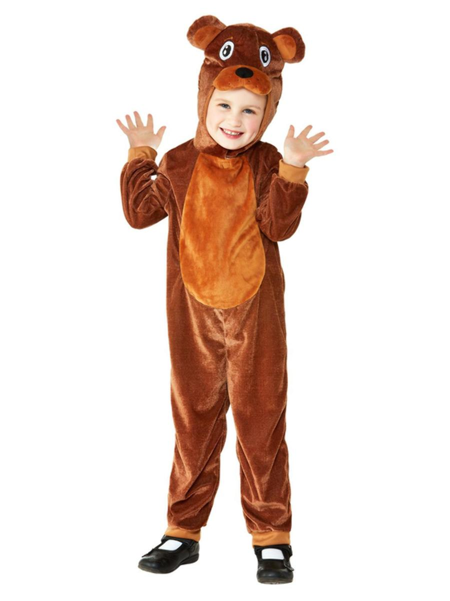 Kids Toddler Bear Costume