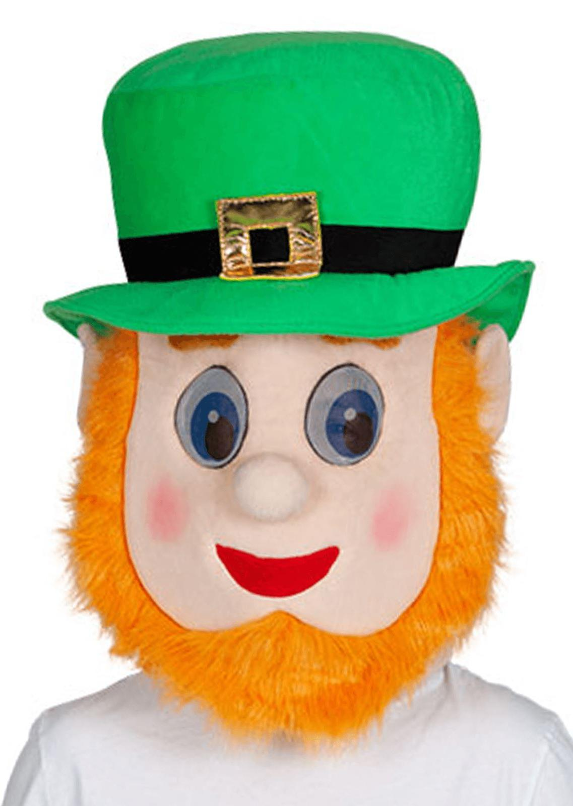 Leprechaun Jumbo Head