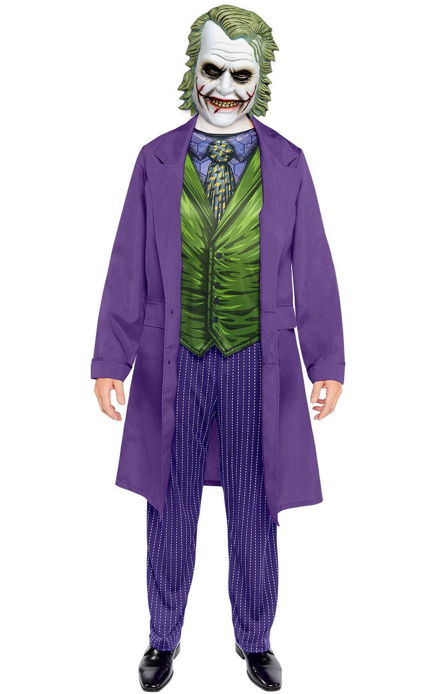 The Joker Adult Movie Costume