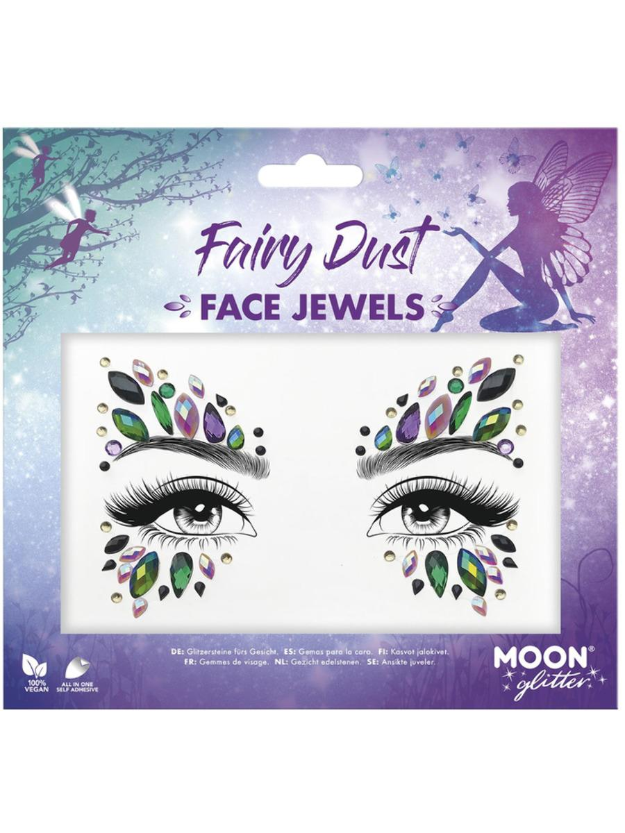 Glitter Face Jewels Fairy Dust
