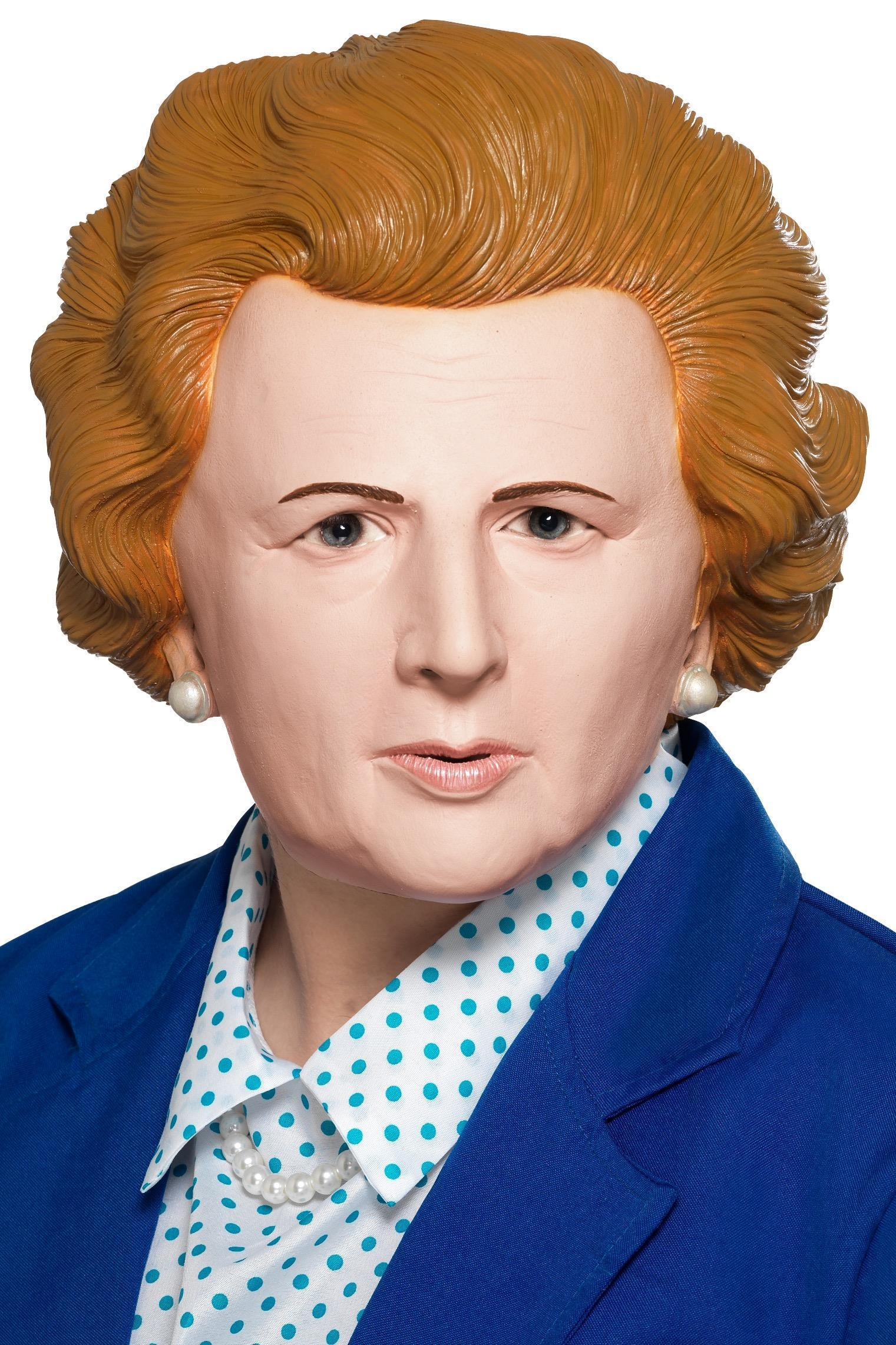 Iron Lady Mask