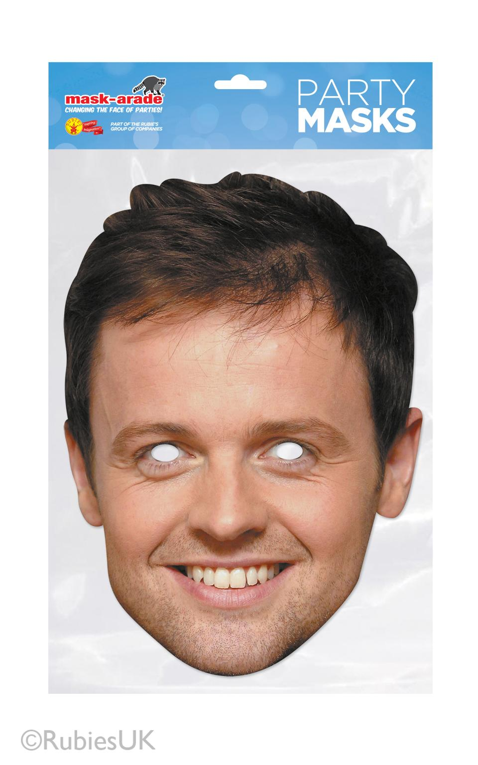Declan Donnelly Mask