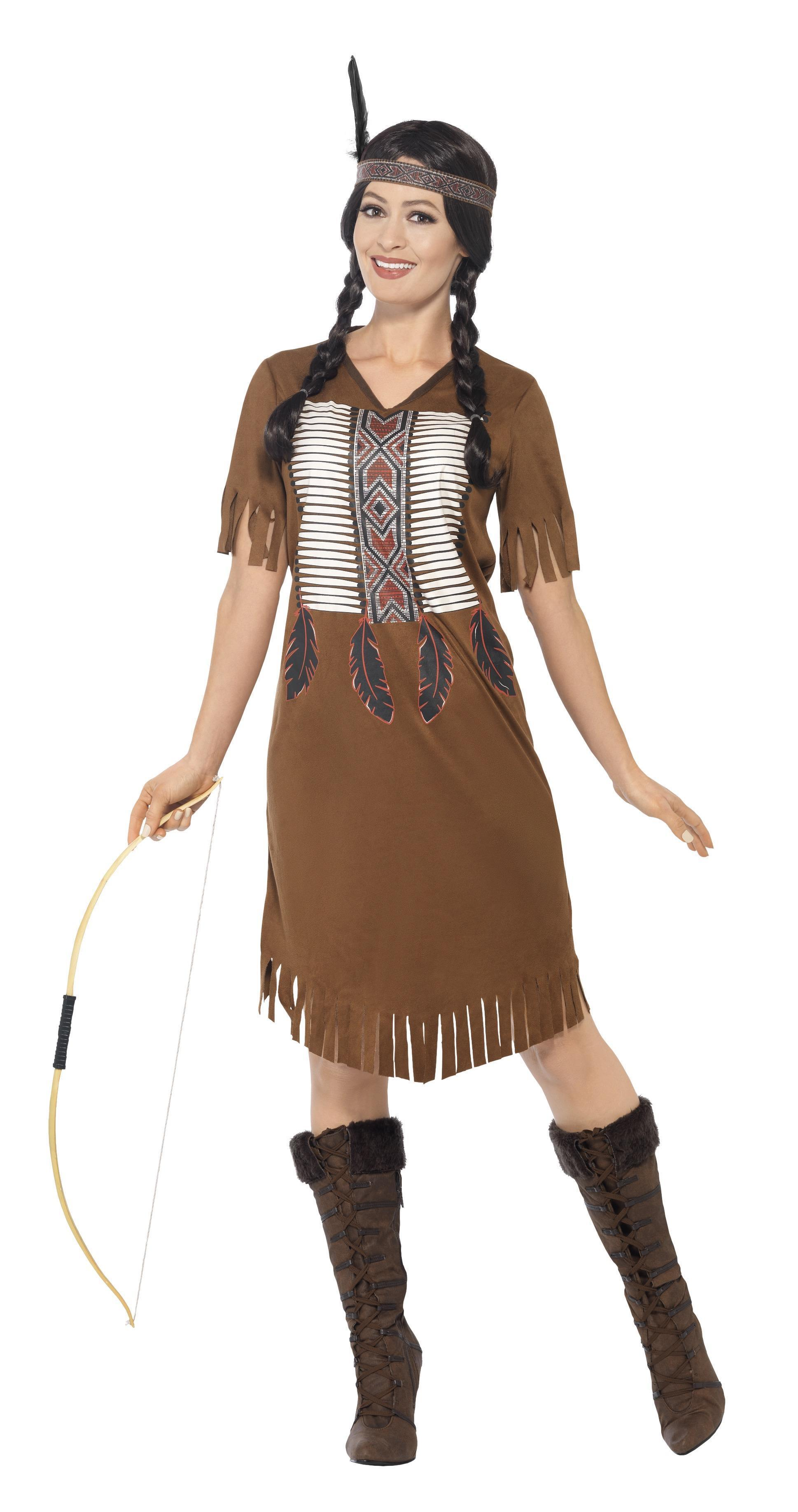 Native American Inspired Warrior Costume