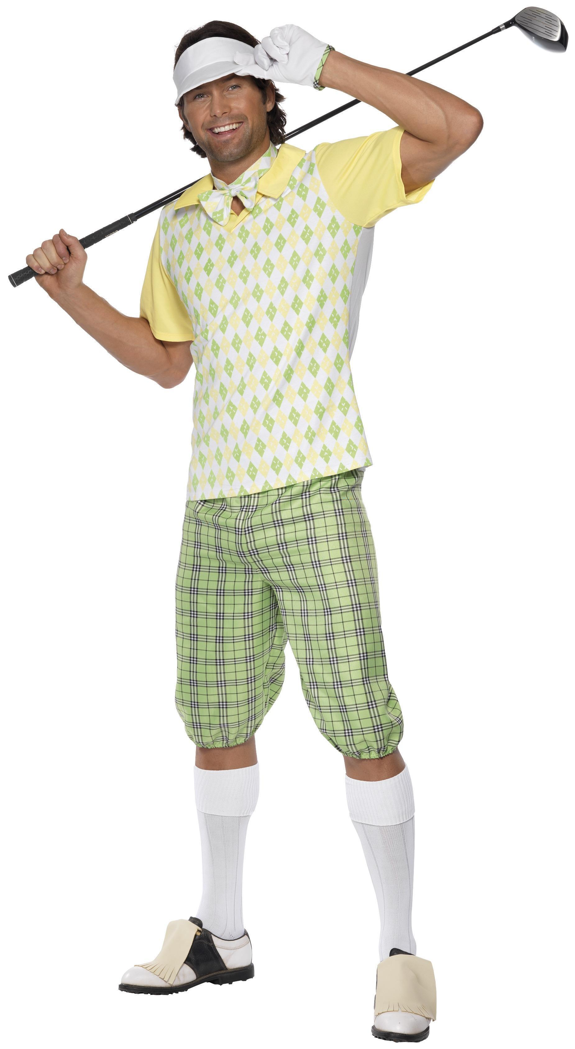 Gone Golfing Costume Green