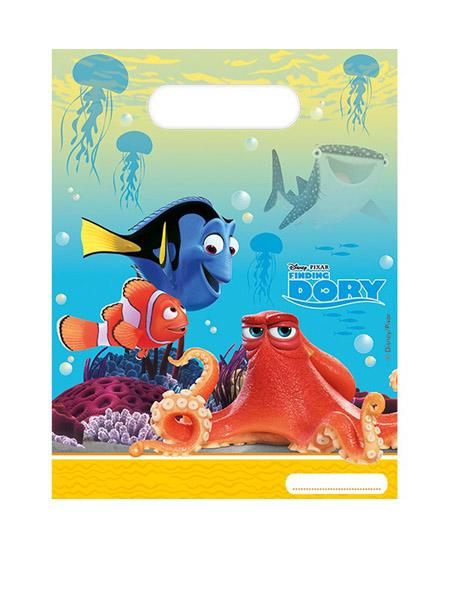 Plastic Party Loot Bags Finding Dory