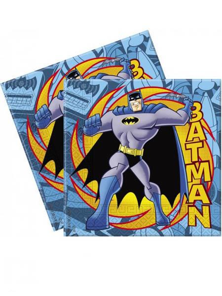 Paper Napkins Batman