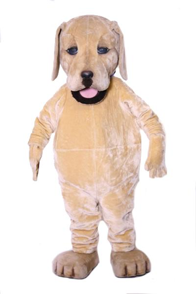 Puppy Dog Mascot Hire Costume