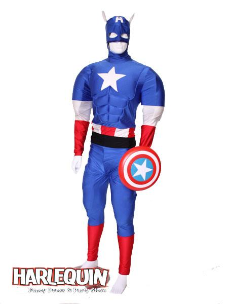 Captain America Hire Costume
