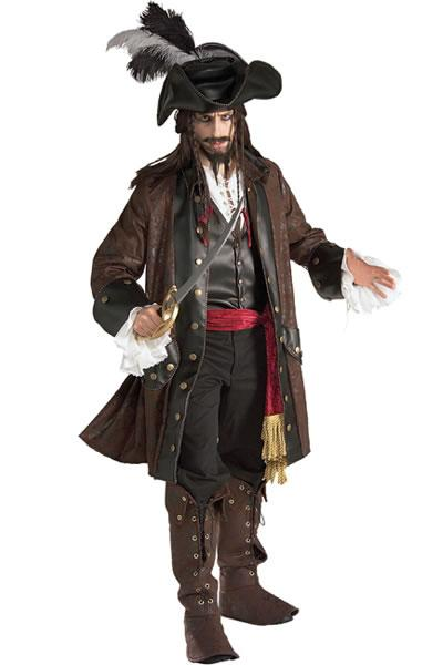 Pirate Man Style 4 Hire Costume