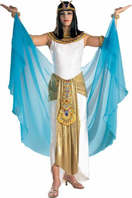 Cleopatra Egyptian Hire Costume