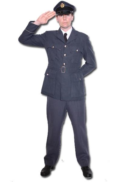 RAF Officer Hire Costume