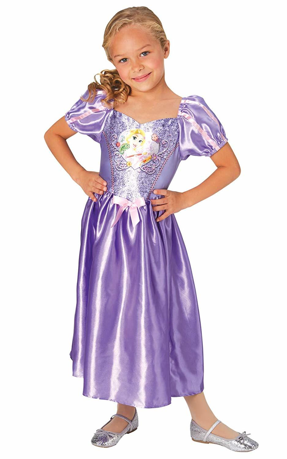 Kids Rapunzel Costume