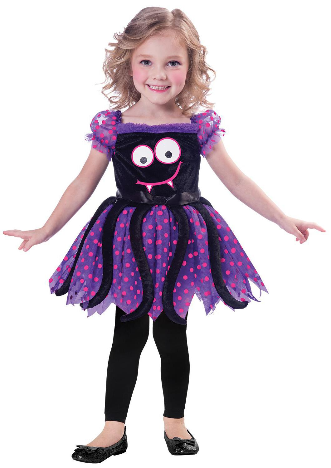 Itsy Bitsy Cute Spider Costume