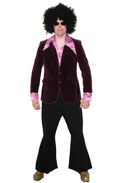 1970s Man 20 Hire Costume