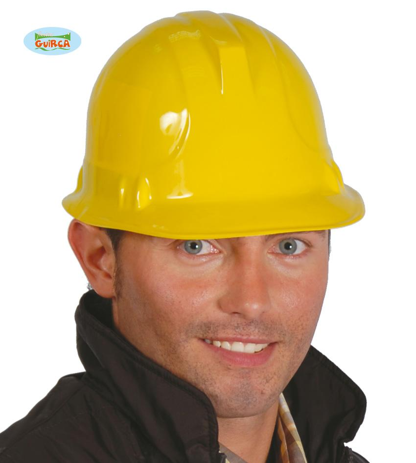 Builders Hard Hat Yellow