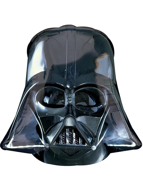 Foil Balloon Star Wars Darth Vader Head