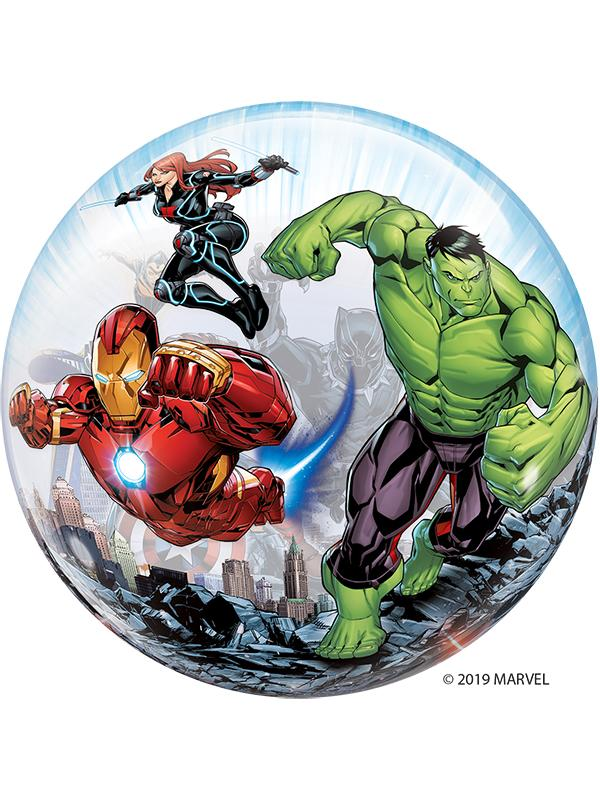 Bubble Balloon Avengers