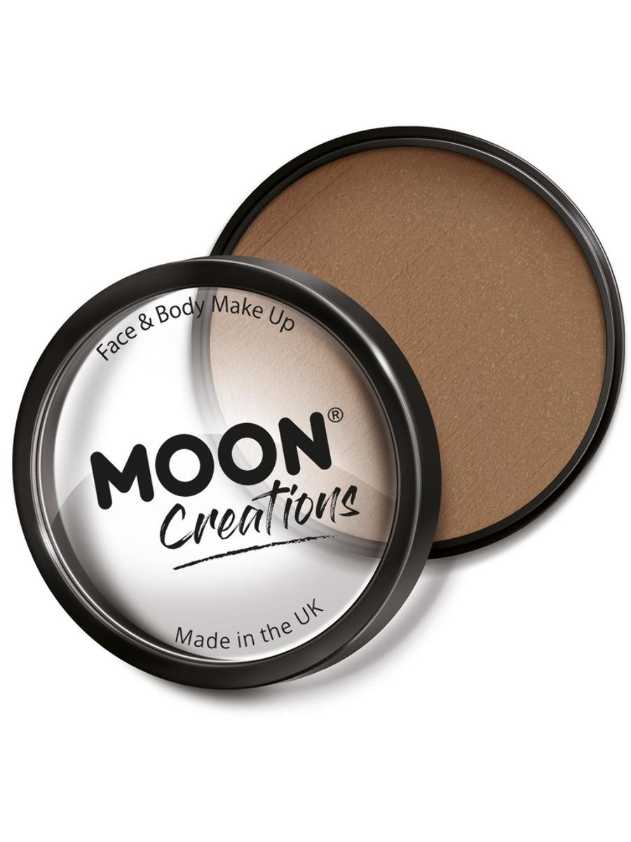Moon Creations Pro Face Paint Mid Brown