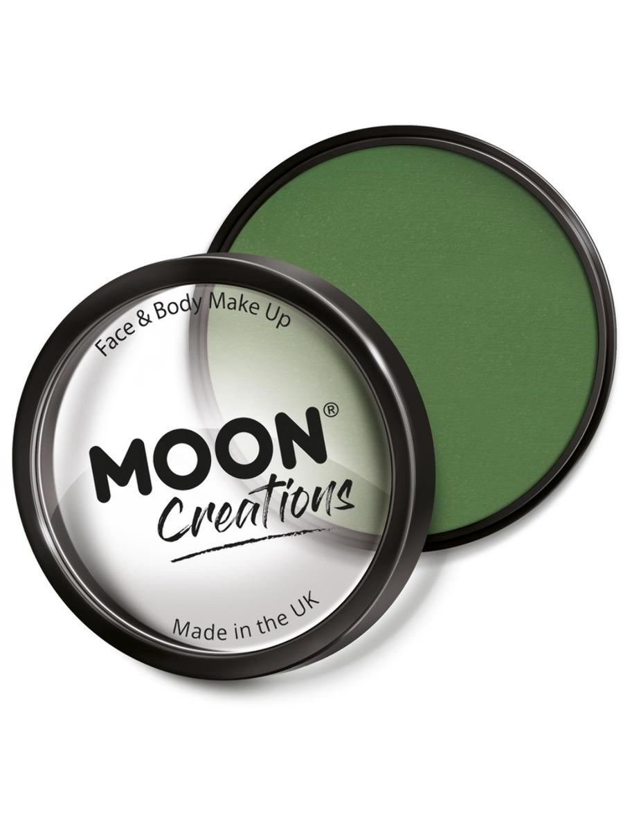 Moon Creations Pro Face Paint Grass Green