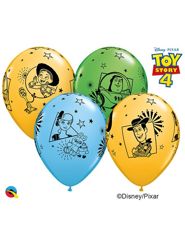 Latex Balloons Disney Toy Story 4