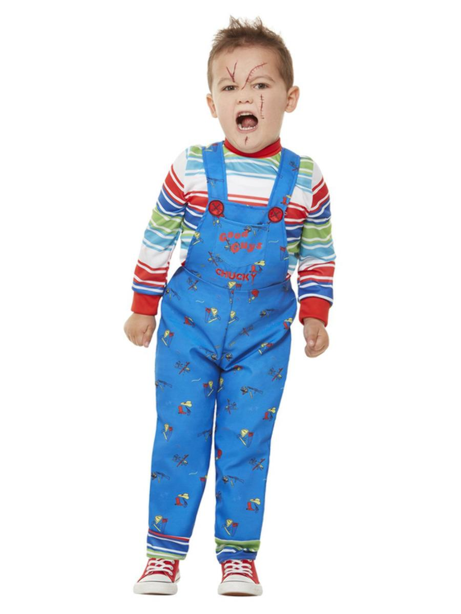 Kids Toddler Chucky Costume
