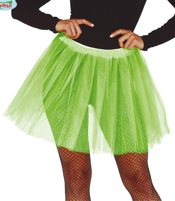 Adult Tutu Light Green 40cm