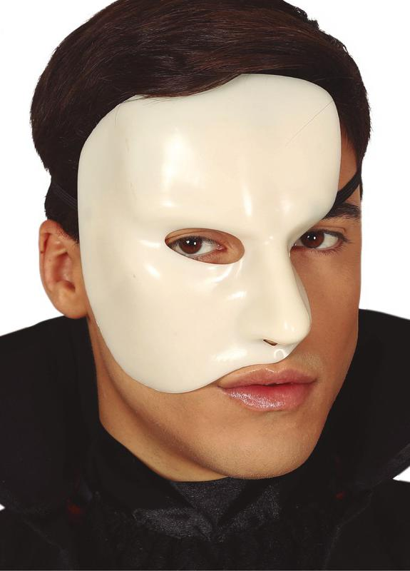 Phantom Half Mask Ivory