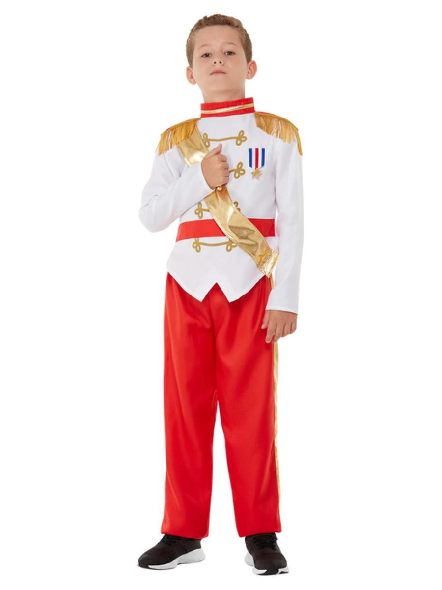 Kids Deluxe Prince Charming Costume
