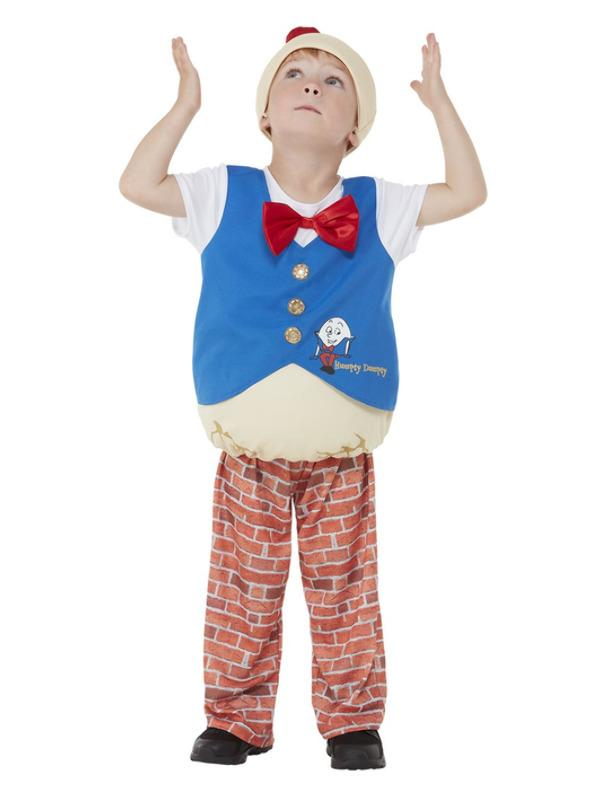 Kids Toddler Humpty Dumpty Costume