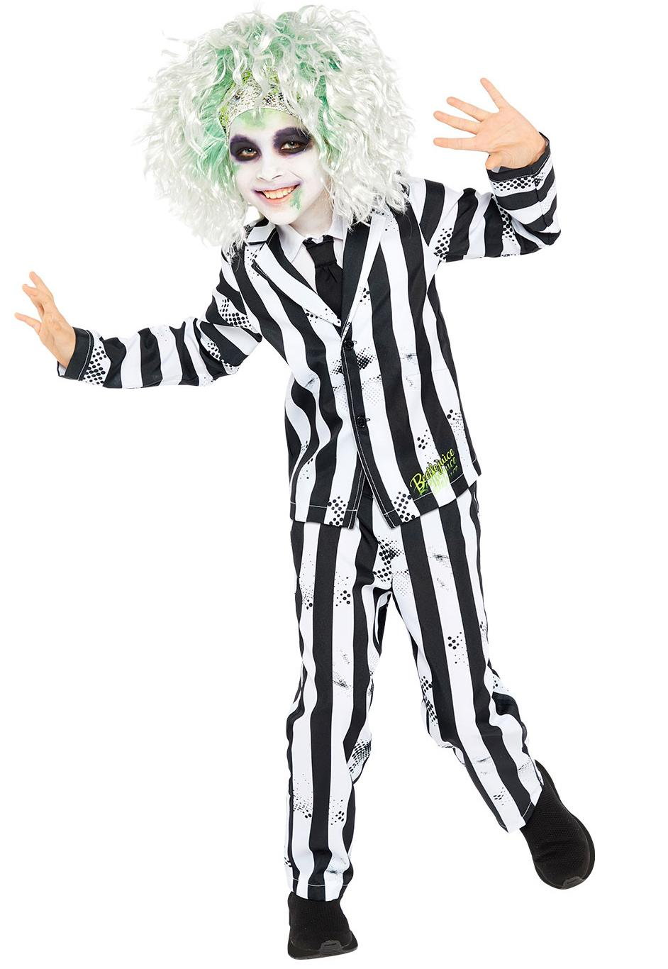Kids Beetlejuice Costume
