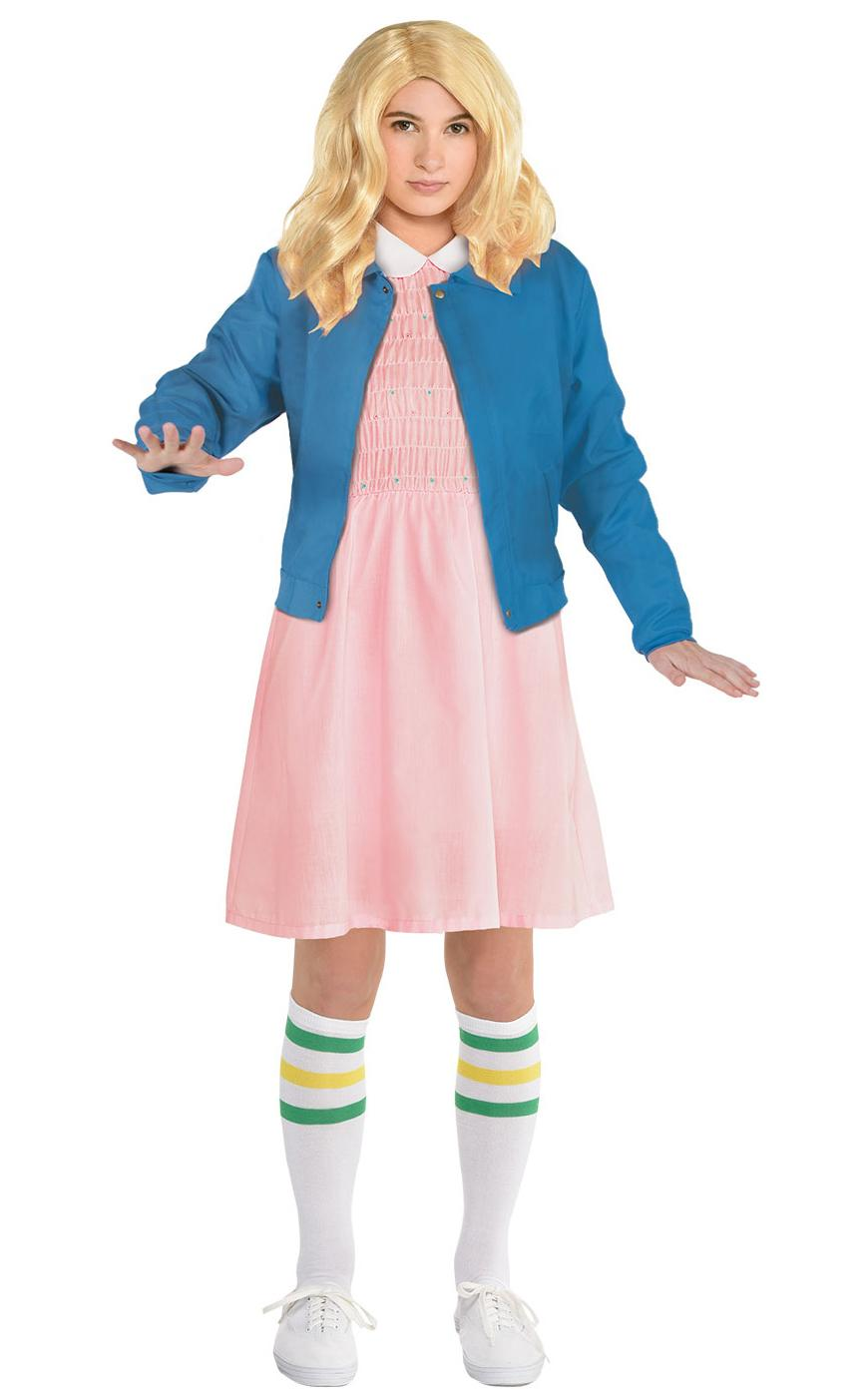 Stranger Things Eleven Teenager Costume