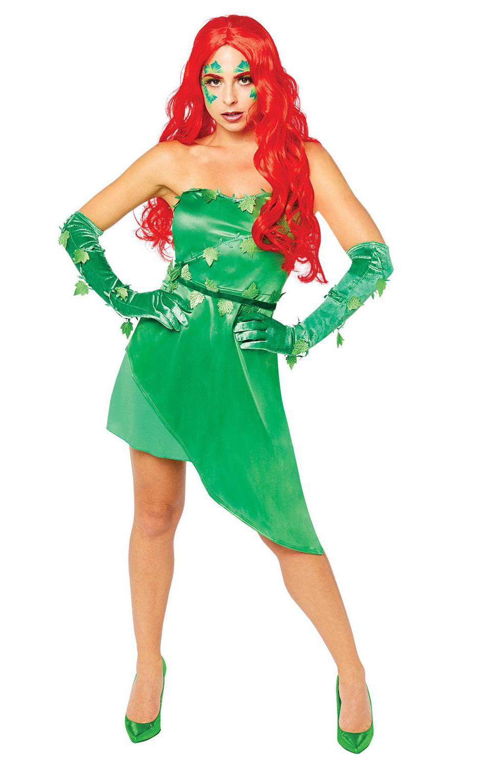 Classic Poison Ivy Costume Adult