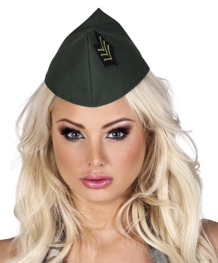 Army Cap Green