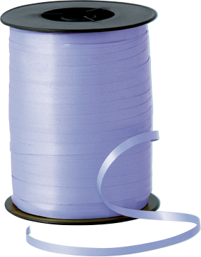 Balloon Curling Ribbon Lilac
