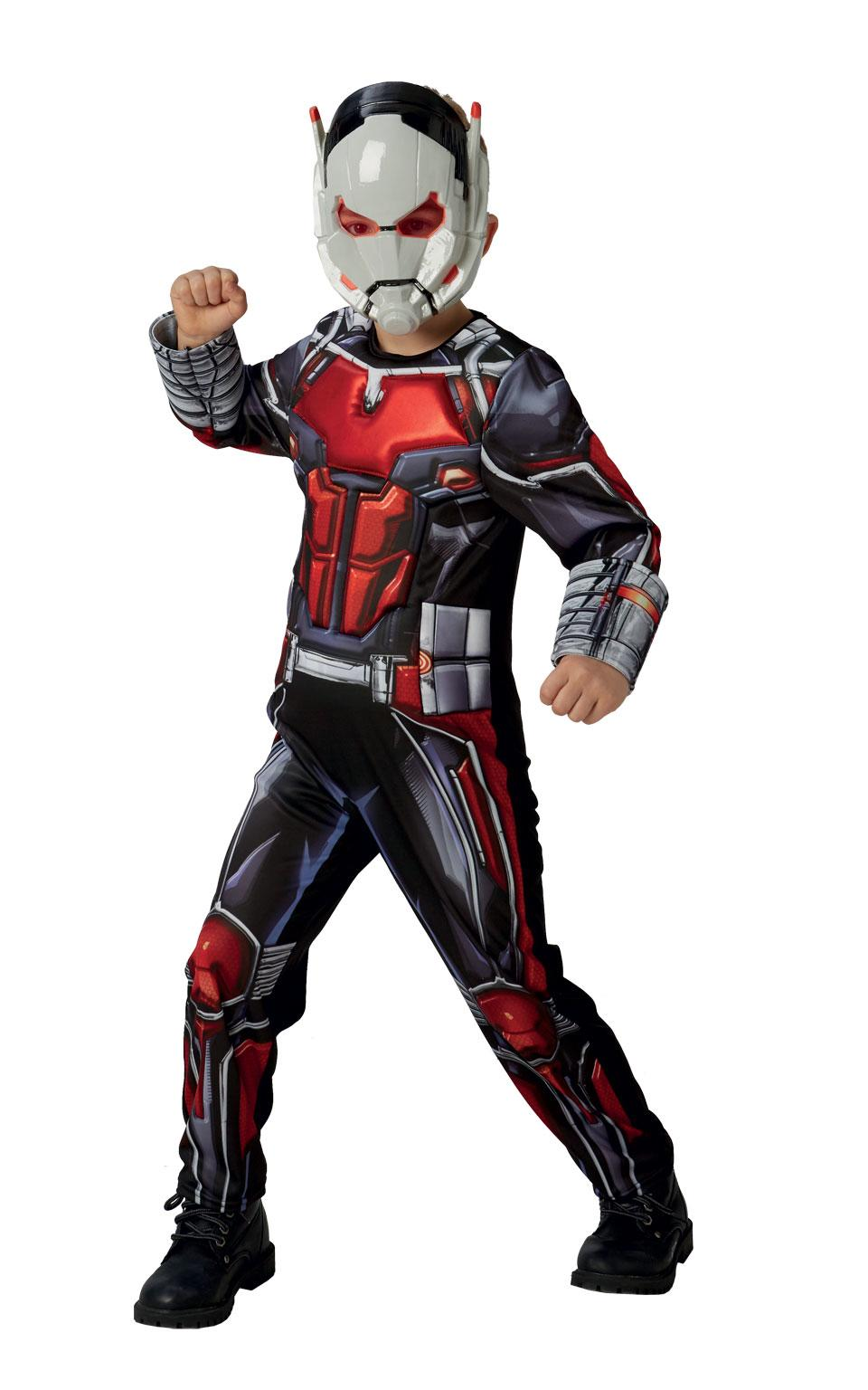 Deluxe Ant Man Costume Kids