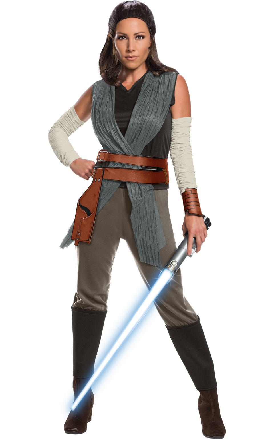Deluxe Rey Costume Adult Star Wars