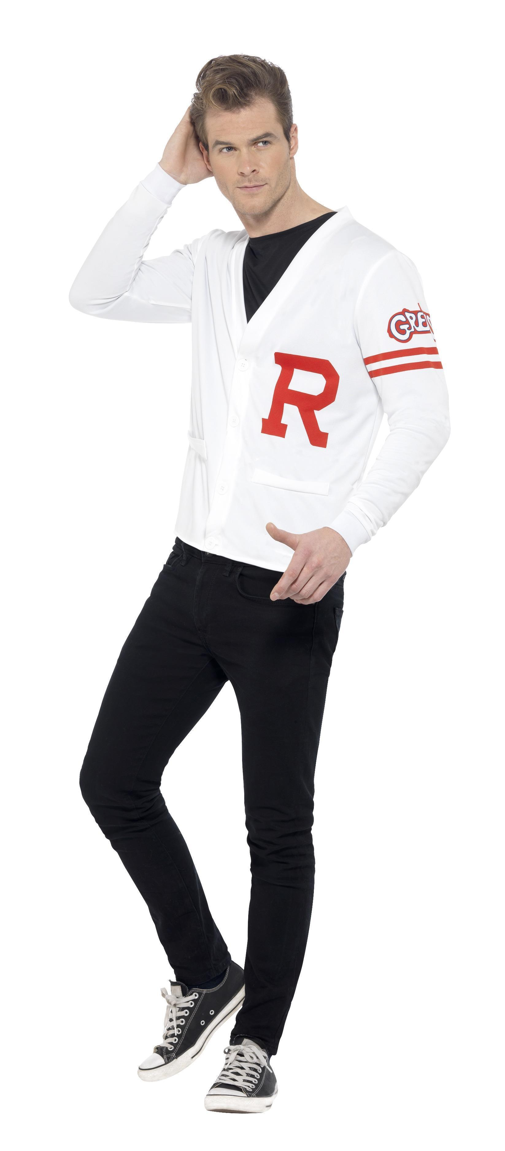 Grease Rydell Prep Costume White