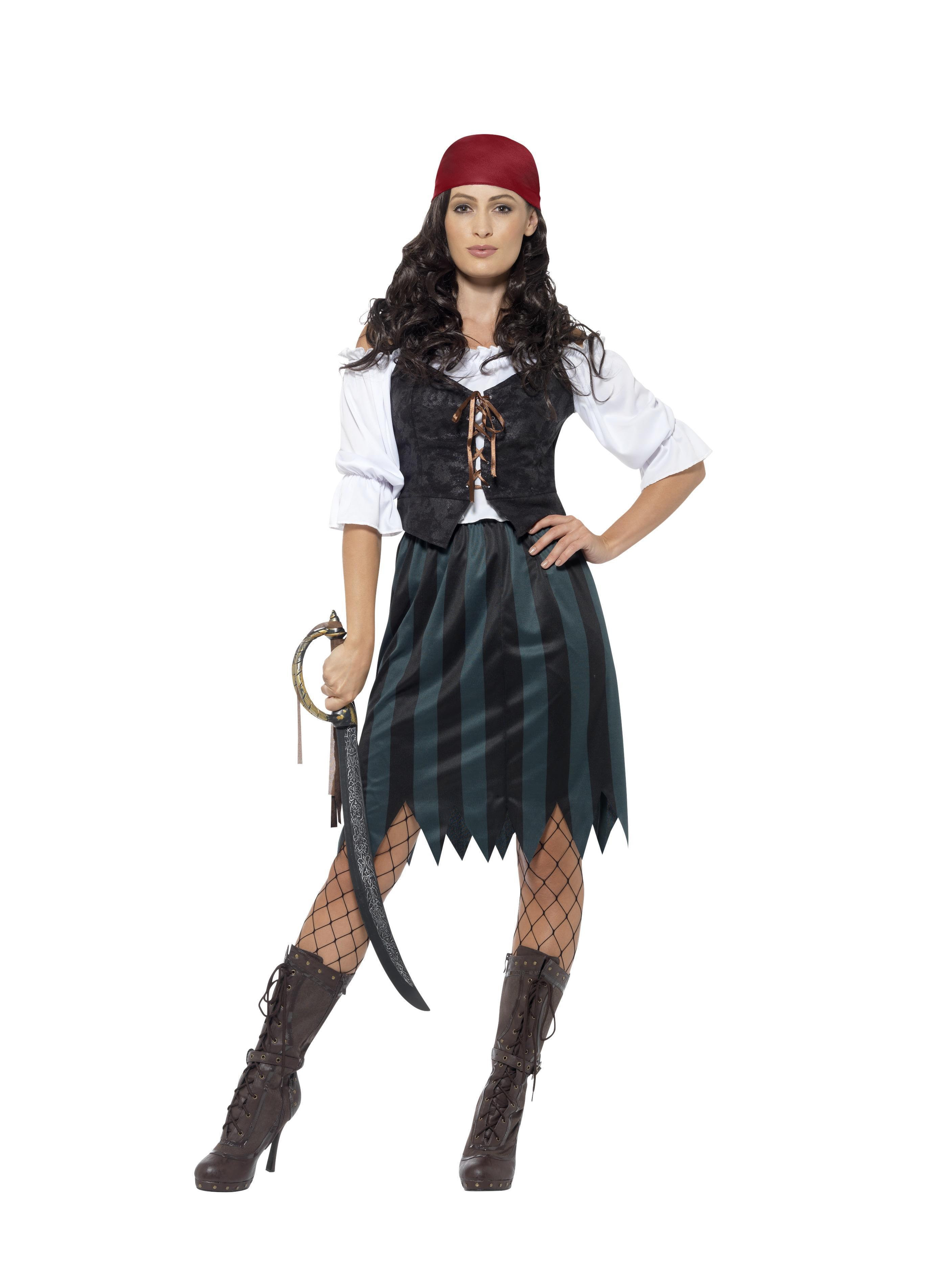 Pirate Deckhand Costume Male