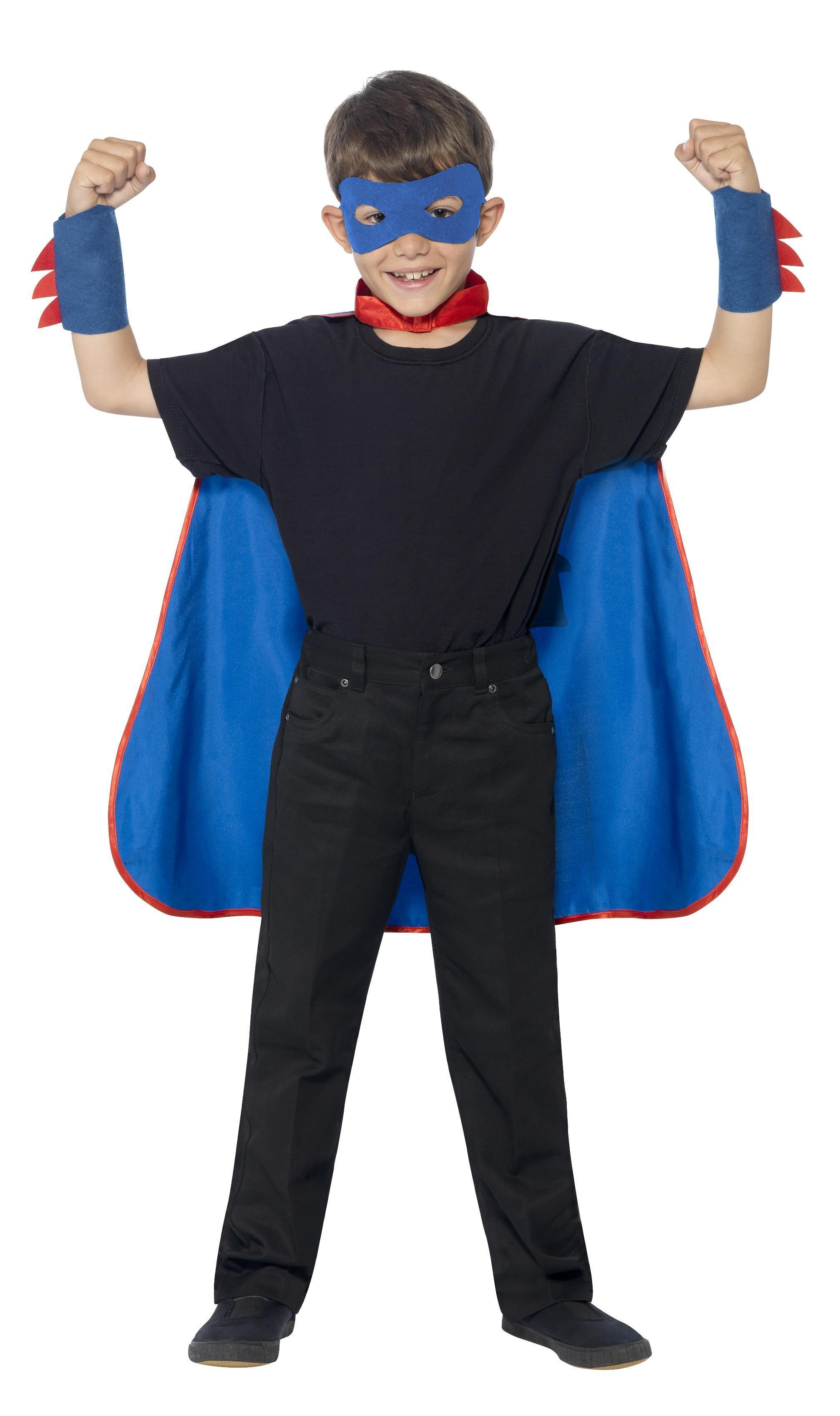 Kids Super Hero Kit Blue