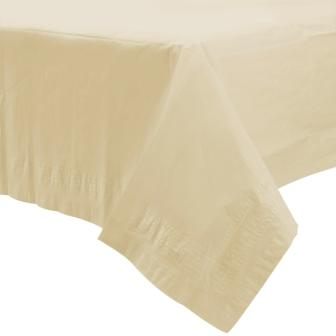 Table Cover Vanilla Cream Rectangle