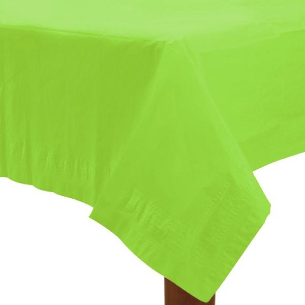 Table Cover Kiwi Green Rectangle
