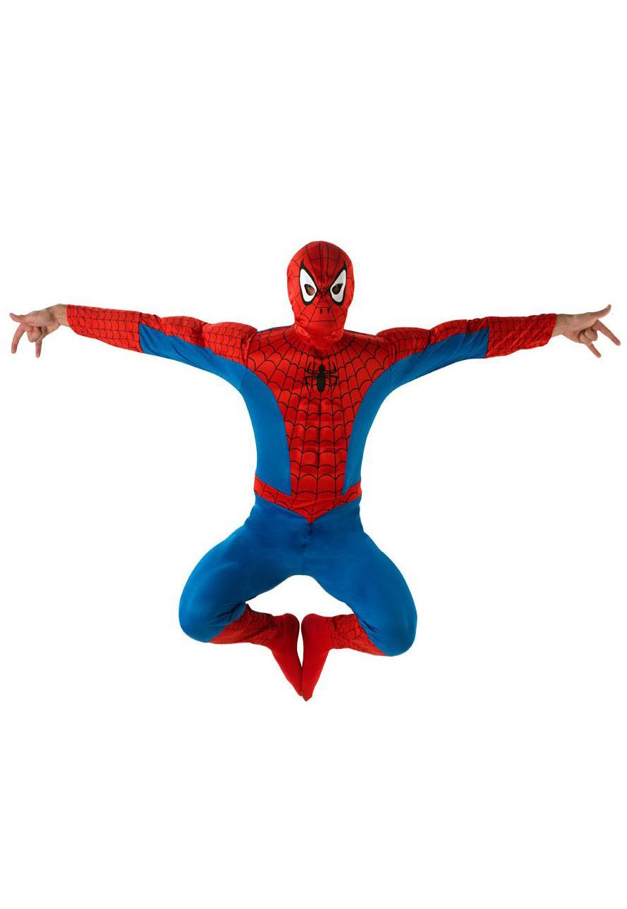 Spider-man Costume Adult