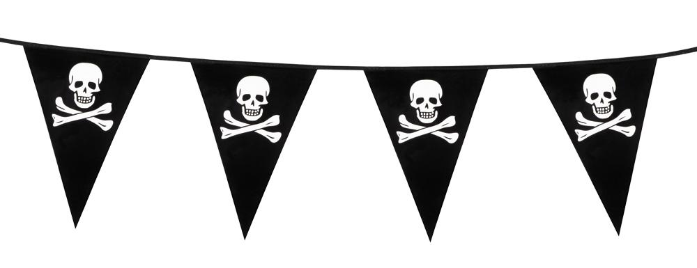 Pennant Bunting Pirate