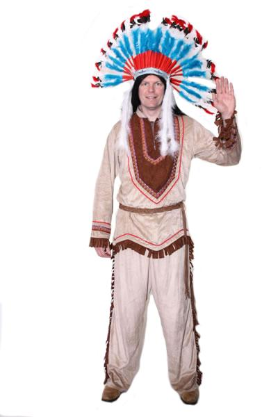 Indian Brave Hire Costume