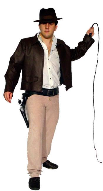 Indiana Jones Hire Costume