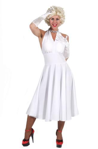 1950s Marilyn Hire Costume