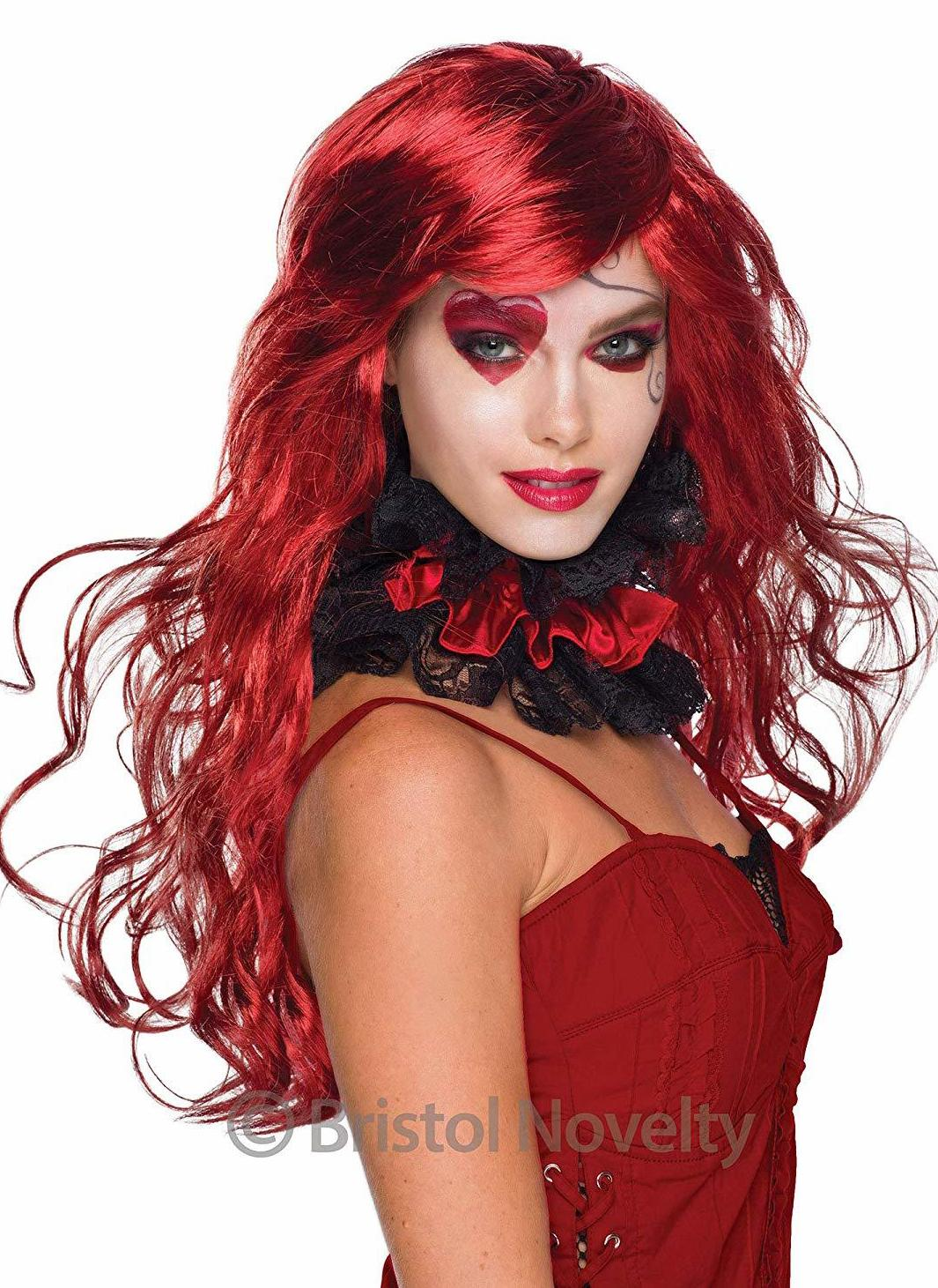 Vixen Wig Red Passion