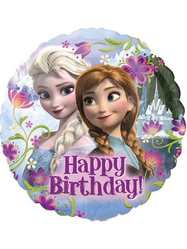 Foil Balloon Disney Frozen Birthday
