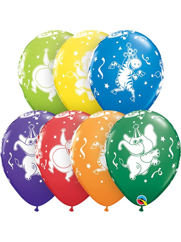 Latex Balloons Party Animals