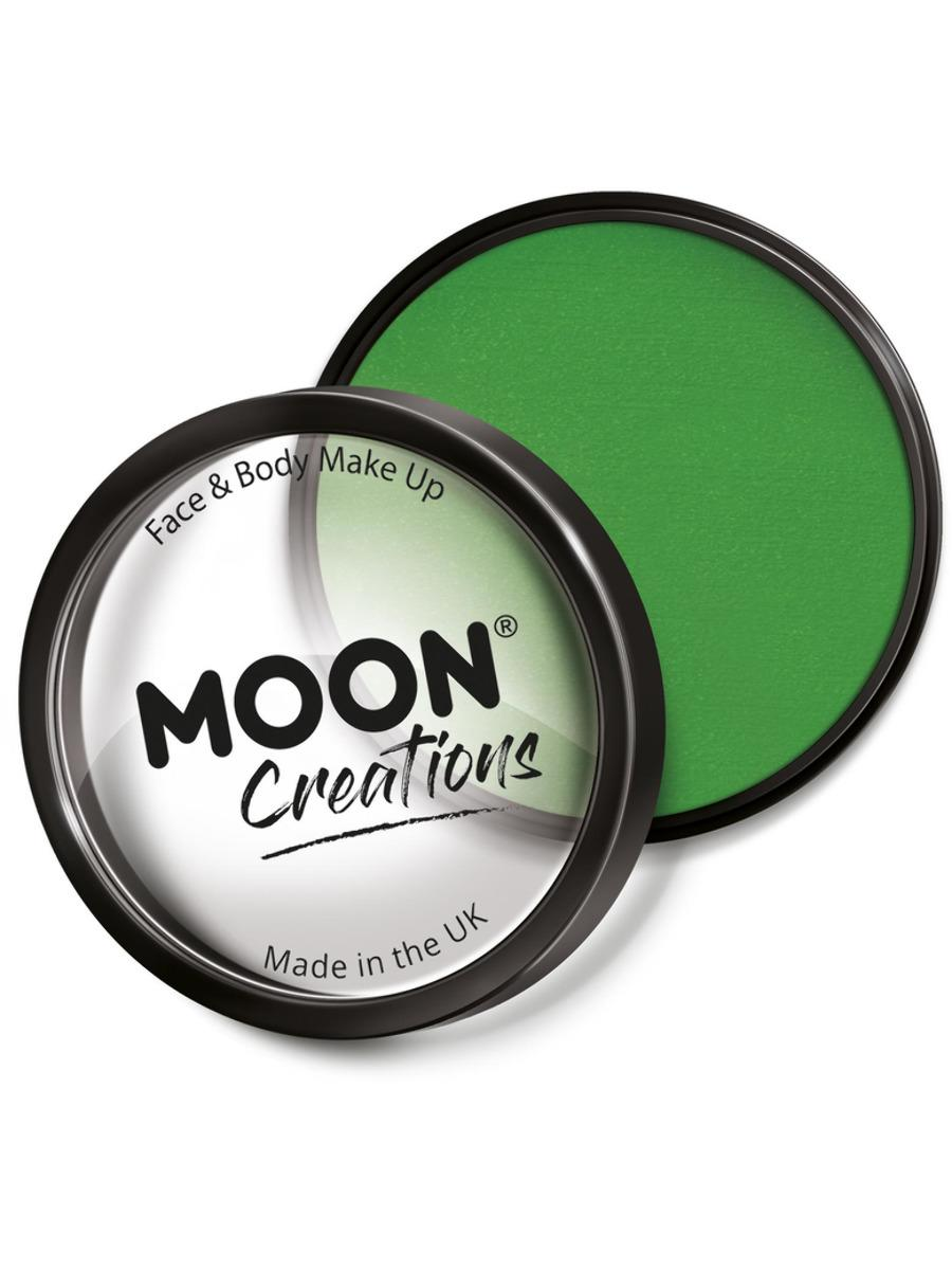 Moon Creations Pro Face Paint Green